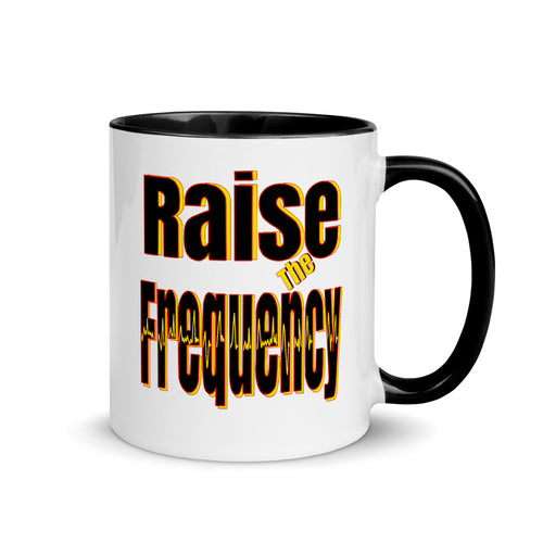 Raise The Frequency Coffee Mug