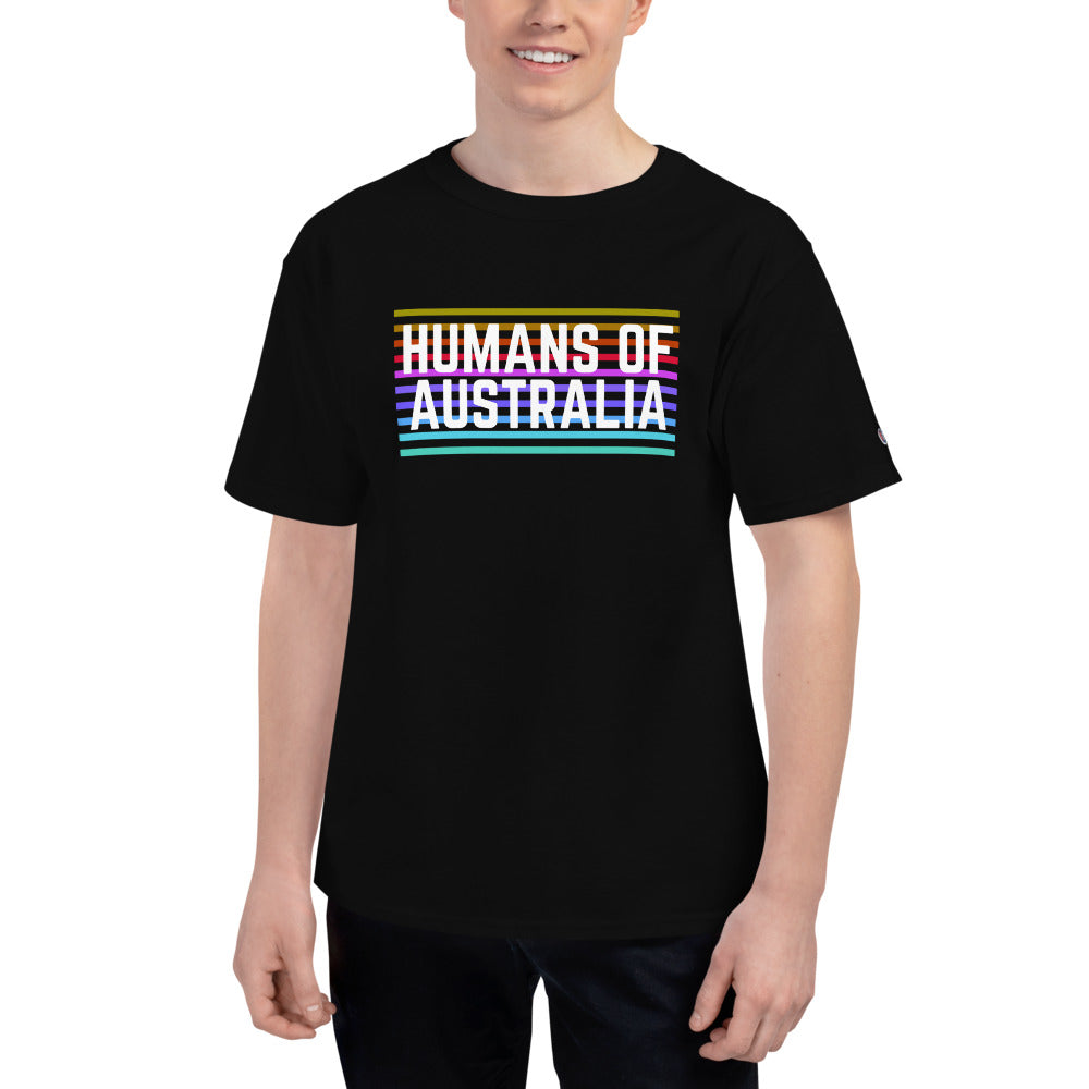 Champion x Humans of Australia Unisex T-Shirt