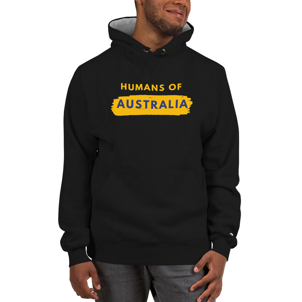 Champion x Humans Of Australia Hoodie