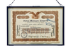 Indian Motorcycle Stock Certificate
