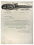 1915- Rare Lukens Iron and Steel Co.: Letterhead (the longest continuously operating iron & steel mill in the U.S.)