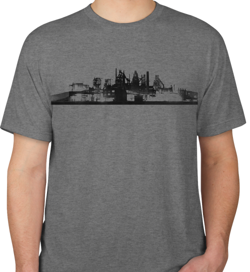 Bethlehem Steel Skyline T-shirt
