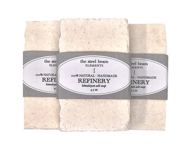 Refinery Himalayan Salt Soap