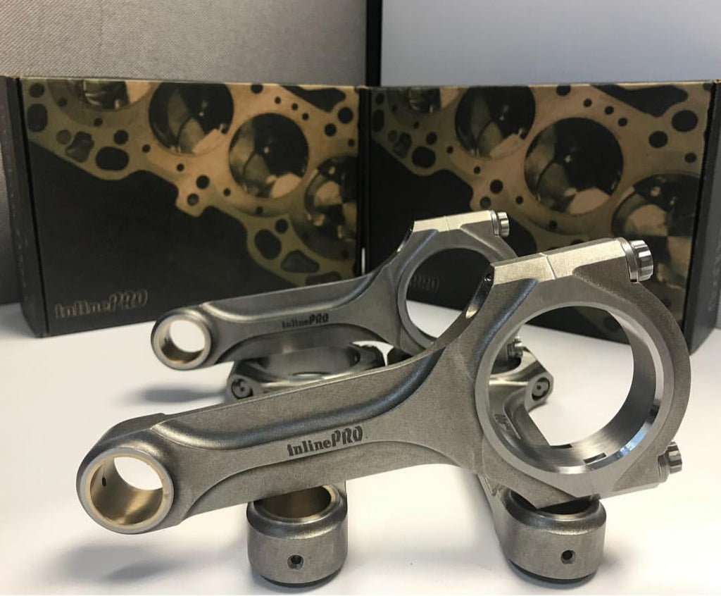 InlinePRO - K20 Xtreme Duty 716 Connecting Rods