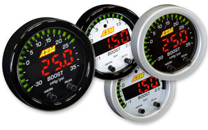 AEM - X-Series AEMnet Can Bus Gauge Kit