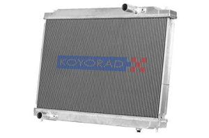 Koyo - Honda 92-00 Civic/93-97 Del Sol 1.6L w/ 32mm Inlet/Outlet Pipes MT Radiator