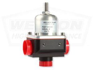 Weldon Racing - A2040 Series Bypass Fuel Pressure Regulator