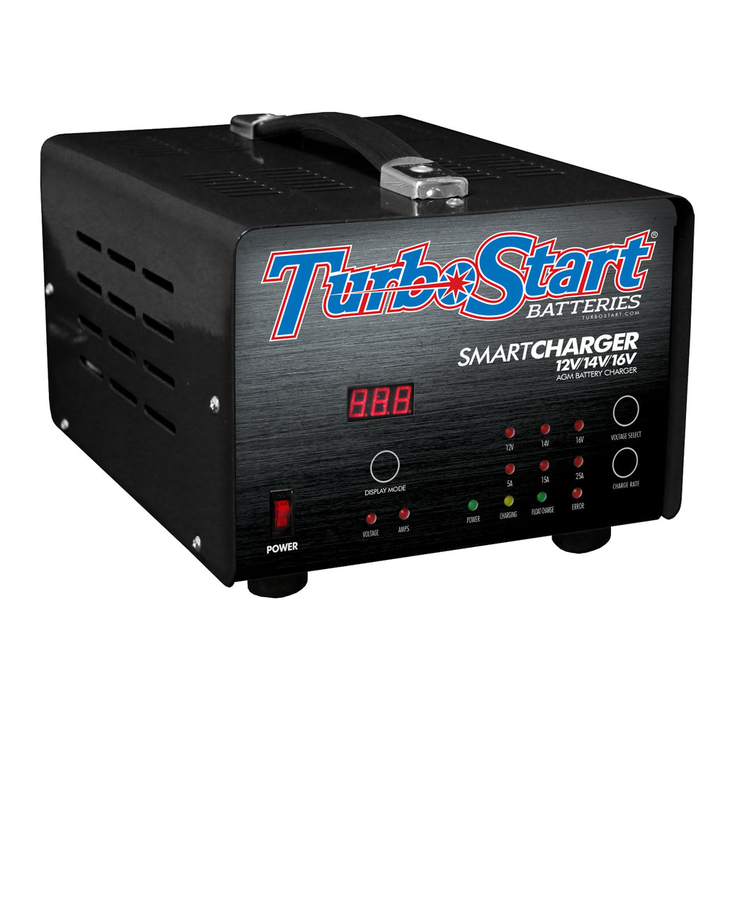 TurboStart - 110V Multi-Stage Charger