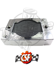 Load image into Gallery viewer, CSF - Universal Drag Radiator with SPAL fan