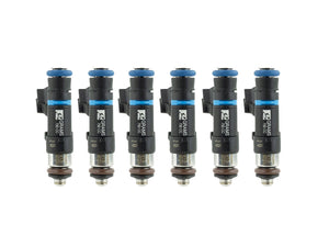 Grams Performance - 84-91 BMW 3 Series E30 2.5L L6 / 89-90 BMW 525i 2.5L L6 750cc 71 lbs/hr Injector Kit