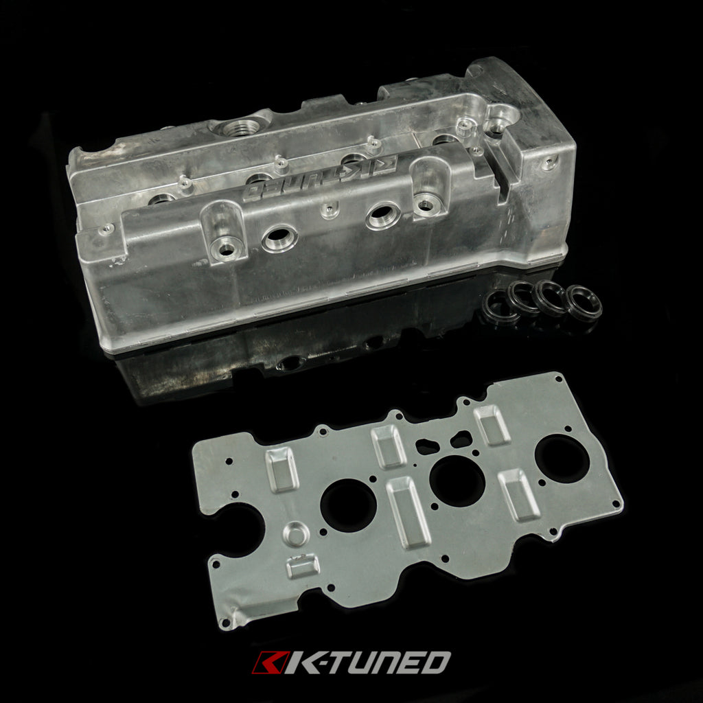 K-Tuned - Vented Valve Cover