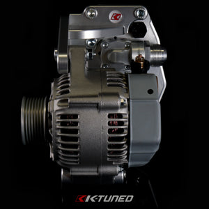 K-Tuned - Complete K-Series Alternator Water Plate Kit (W/ Electric Water Pump)
