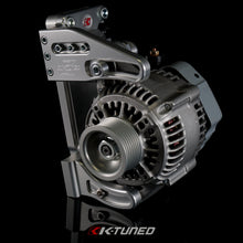 Load image into Gallery viewer, K-Tuned - Complete K-Series Alternator Water Plate Kit (W/ Electric Water Pump)