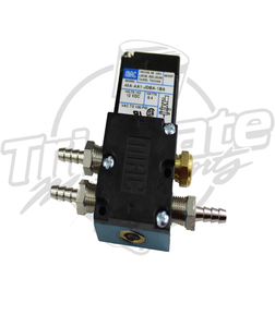 Mac - 4-Port Boost Control Solenoid
