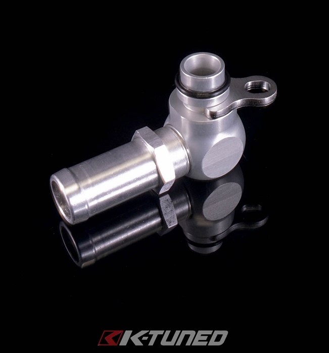 K-Tuned - Power Steering Low Pressure Inlet Fitting