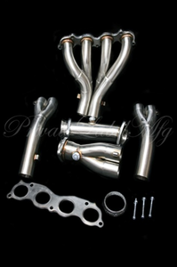 PLM - Power Driven K-Series Header (4-2-1) RSX/EP3