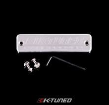 Load image into Gallery viewer, K-Tuned - Billet Logo Plate