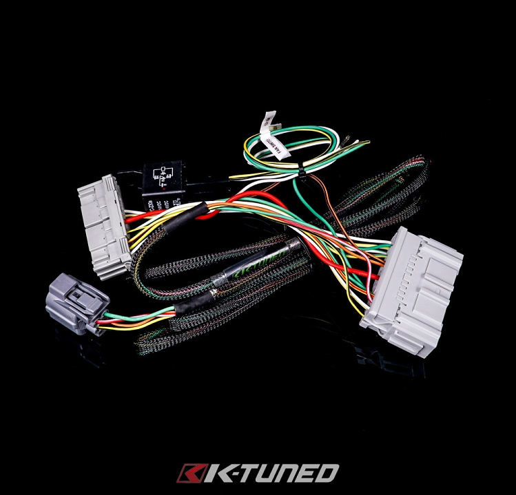 K-Tuned - EM2 (01-05) Civic K-Swap Conversion Harness
