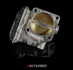 K-tuned - 72mm Drive By Wire Throttle Body