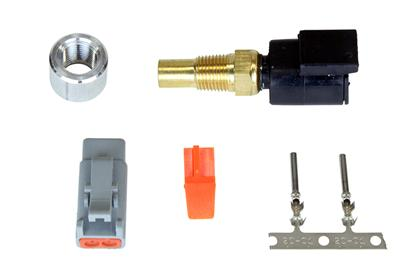 AEM - Oil/Water Temperature Sensor Deutsch Style Kit