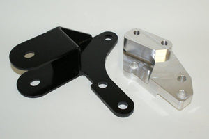 Hasport - 88-91' Civic/CRX D-Series Hydraulic Transmission Conversion Brackets