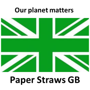 High quality paper straws made in UK - biodegradable and Eco friendly! Creating a better world for our children. Family business with high ethical standards.
