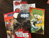 DRAGON TAILS AND COMICS!