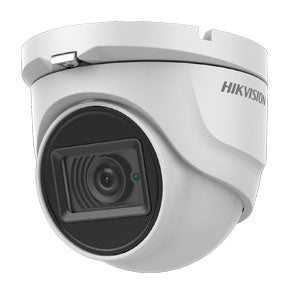 5MP Hikvision built in Mic 1 to 4 cameras system supplied and fitted
