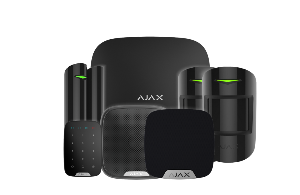 Ajax Hub2kit1 Intruder Alarm Kit supplied and fitted