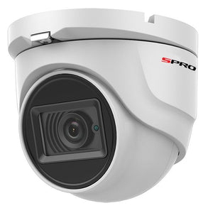 SPRO 8MP 1 to 4 camera system supplied and fitted