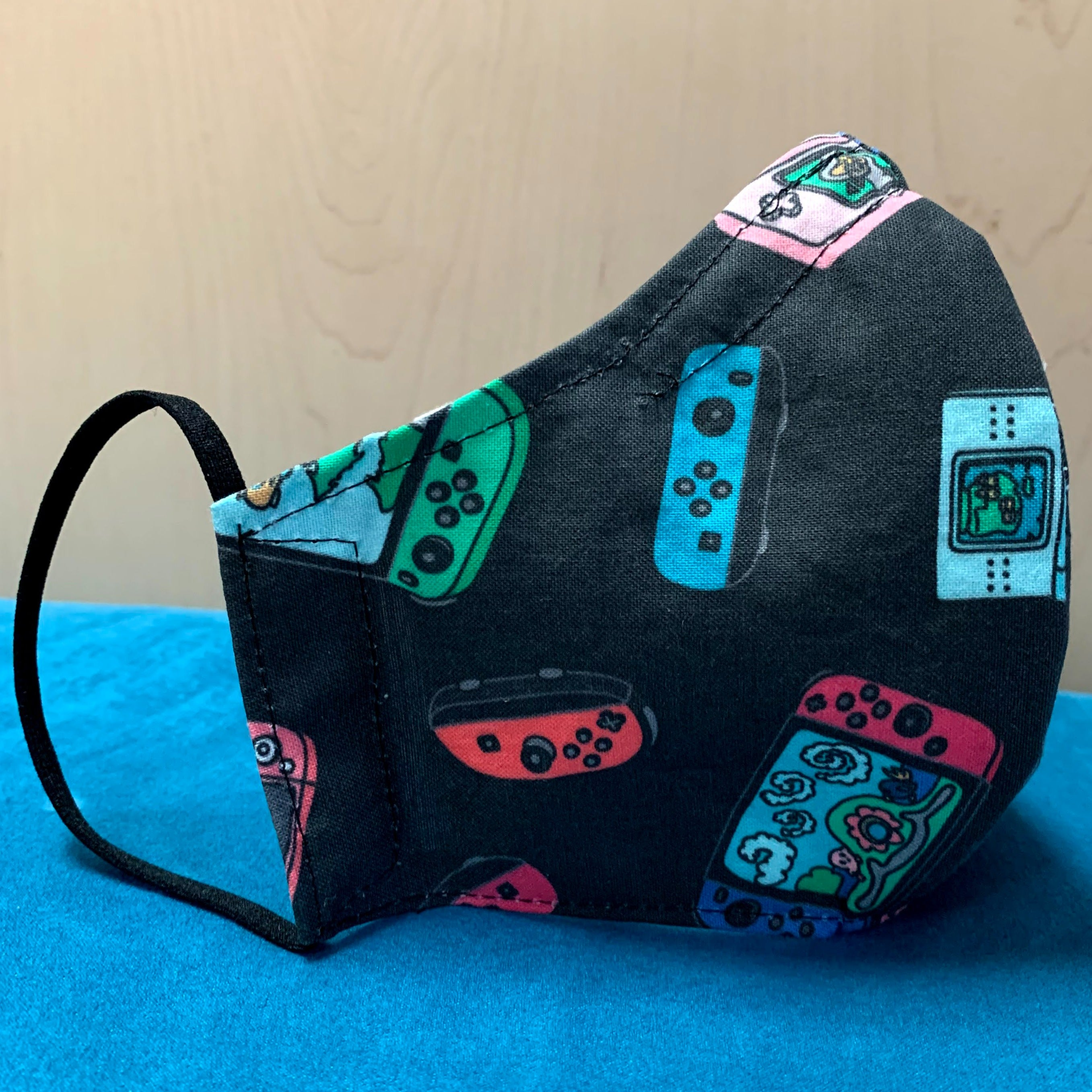 Game Console Mask