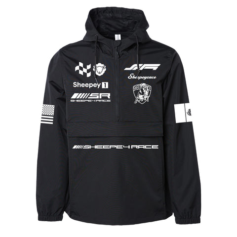 SHEEPEY Formula Windbreaker