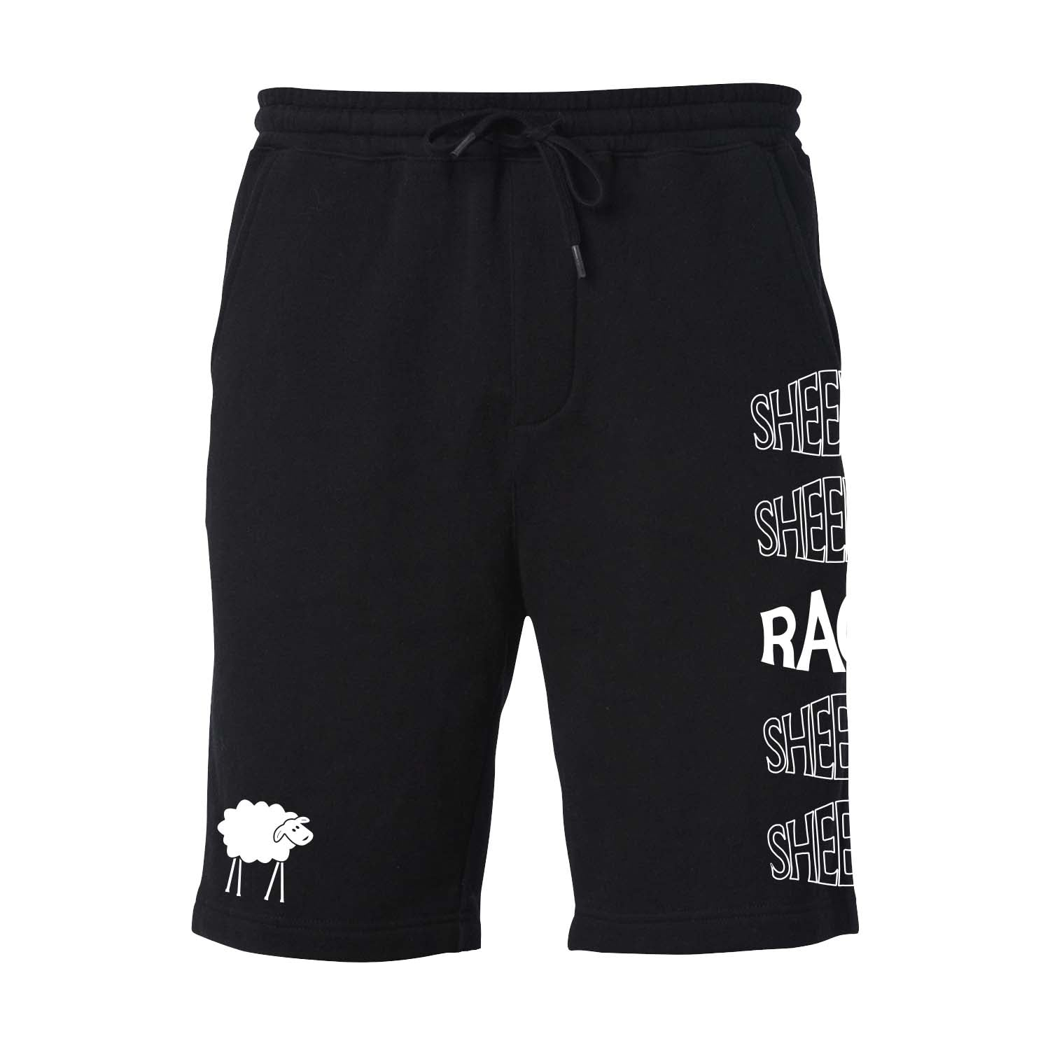 SHEEPEYRACE Origins Shorts Black