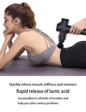 Load image into Gallery viewer, Deep Muscle Massage Gun