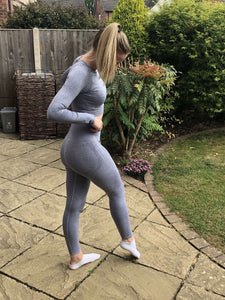Grey Gym Set