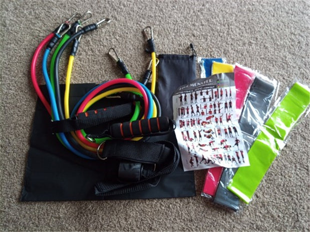 MagikBand™ - 11 Piece Resistance Band Set