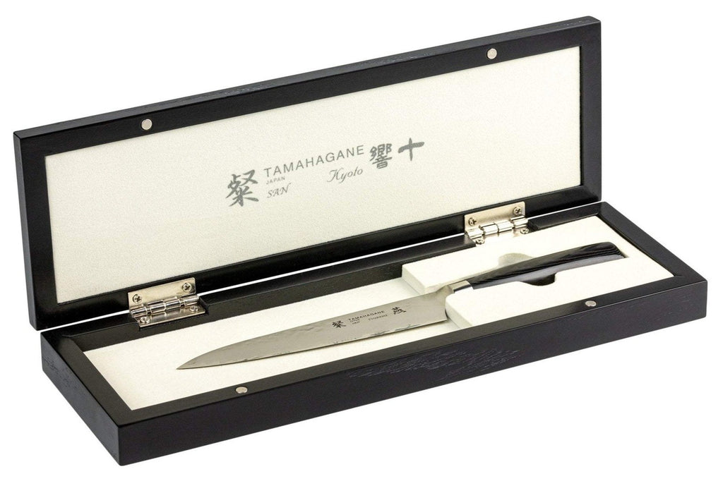 SNK-BOX/S Tamahagane Small Knife Box in Black