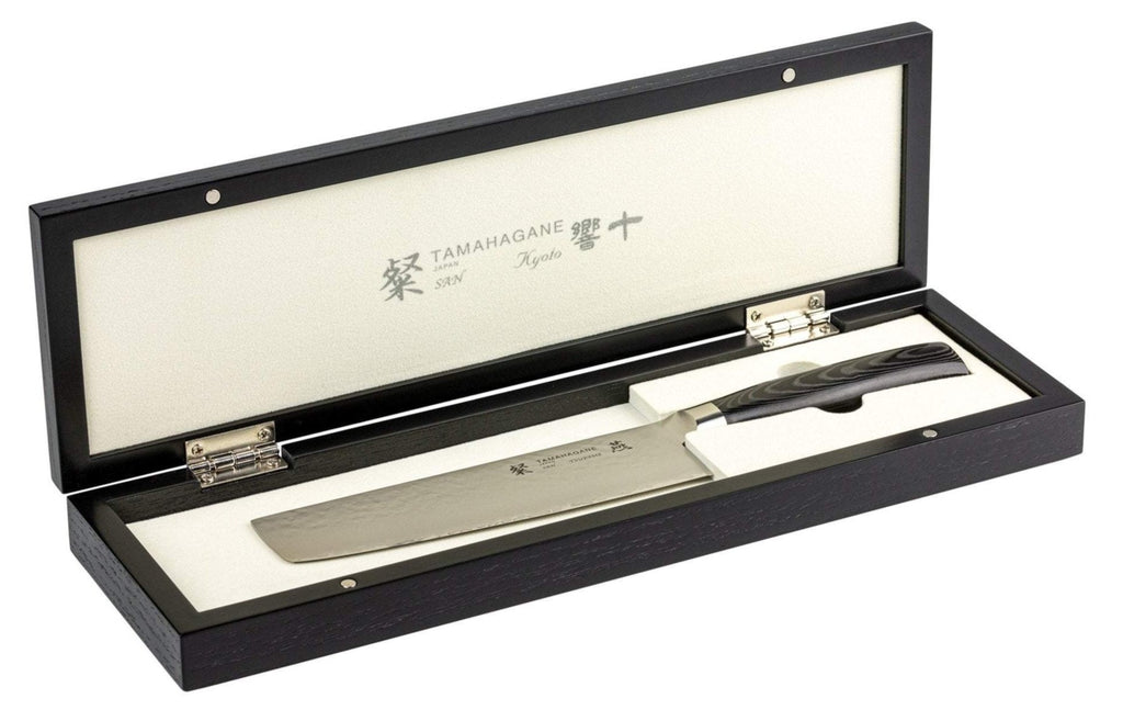 SNK-BOX/M Tamahagane Medium Knife Box in Black