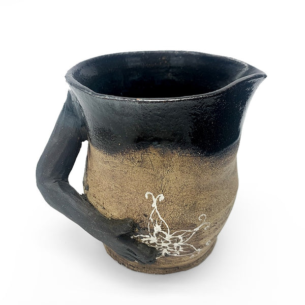 Rustic Belly Mug