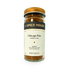 Chicago Fire Barbeque Rub