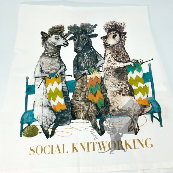 Social Knitworking