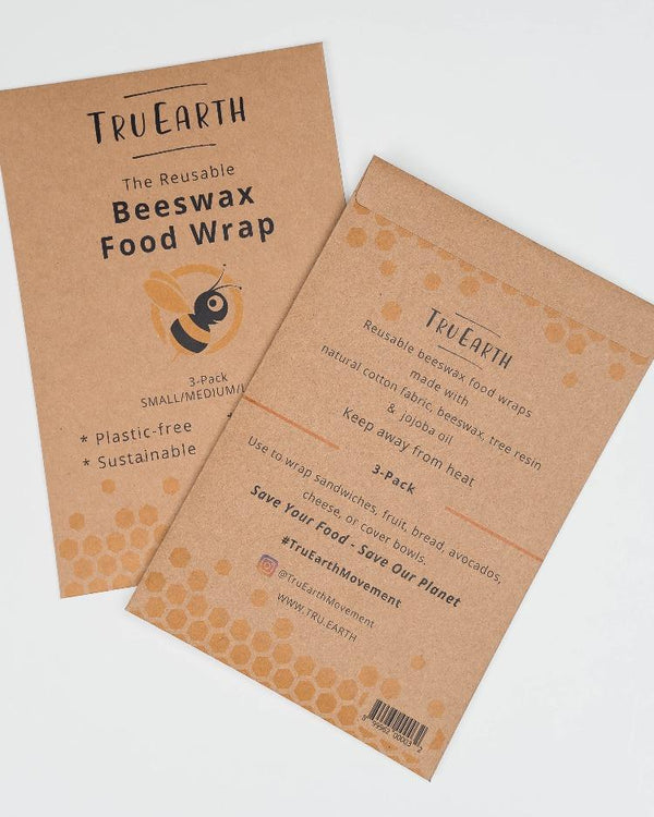 Beeswax Food Wrap - Multi  Pack