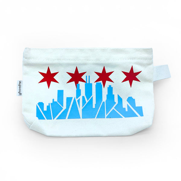 Chicago Skyline Purse