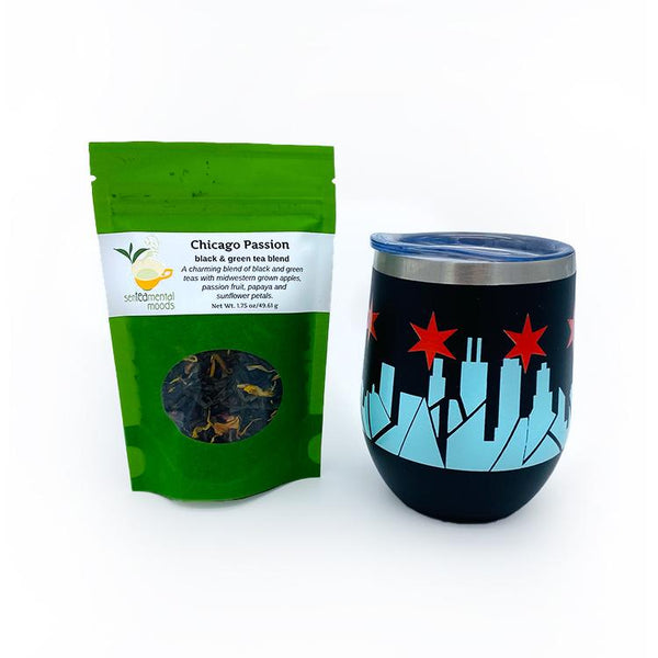 Tea and Tumbler Bundle