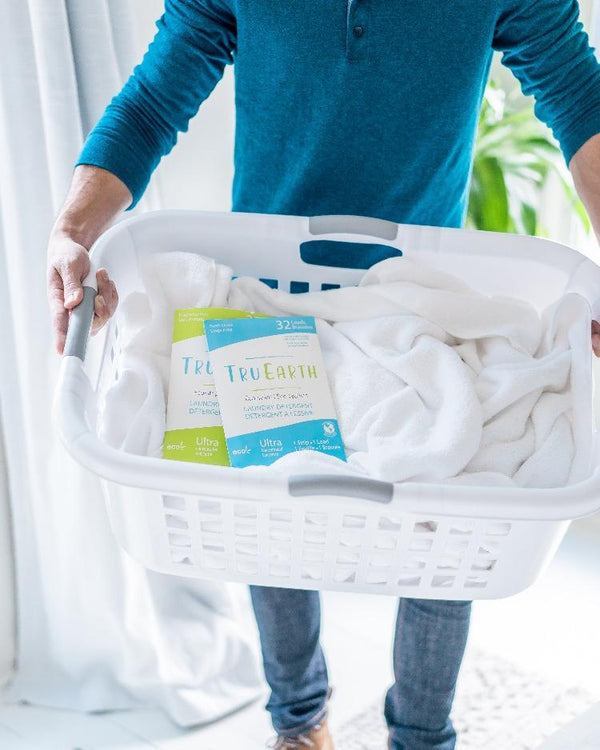 Laundry Detergent Eco-Strips - Baby