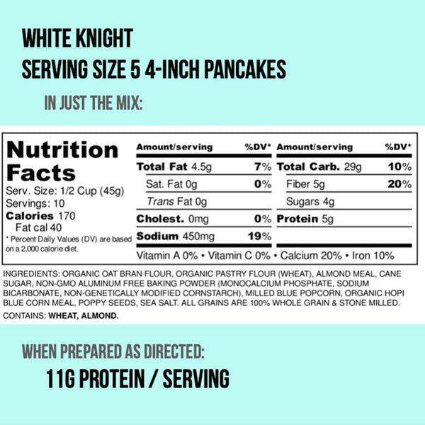 White Knight - Shake Pack