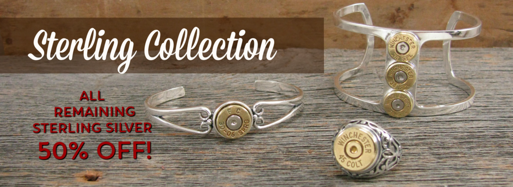 Sterling Silver Bullet Jewelry Photo
