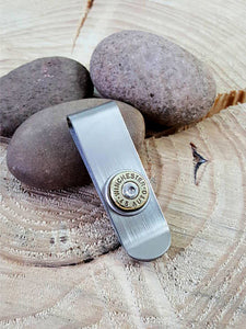 Bullet Money Clip - Slim Style - 45 Auto-SureShot Jewelry