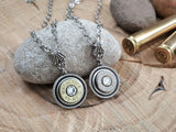 Classic Bullet Necklace - BEST SELLER / BEST QUALITY!-SureShot Jewelry