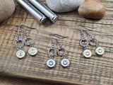 Classic Bullet Dangle Earrings - BEST SELLER for 8 Years!-SureShot Jewelry